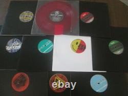 10 Vinyls Acid Techno / Dj Esp Lochi Routemaster Stay Up Forever / Mint