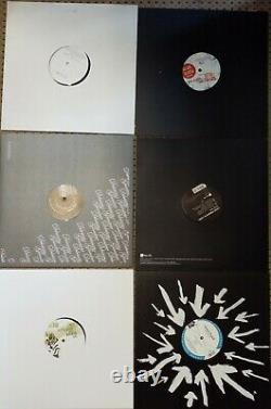 100 X Mixed House, Deep House, Techno, Disco 12 Inch Vinyl Records BRAND NEW
