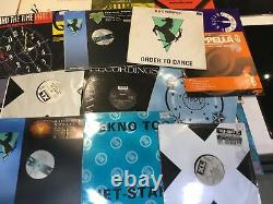 103 x HARDCORE / TECHNO / HOUSE RECORDS FROM 1989-1993 DJ COLLECTION / RAVE