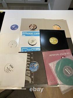 107 X Trance, Hard Trance, Hard House, Techno, House Records