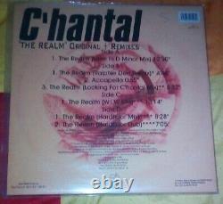 12 inches Vinyl Trance Techno Clasics Step ll House C'hantal the Realm / 078