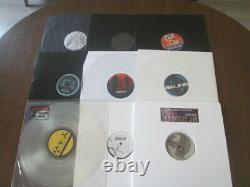 21 Vinyls Techno Acid Tribe Hardcore / Beuns Gelstat Dj Esp / Repressages / Mint