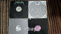 35 x Hard House trance dance techno Job Lot Vinyl Records quality selection
