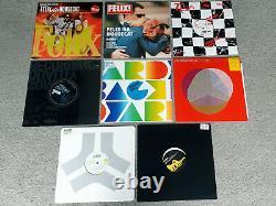 40 x House / Electro Vinyl DJ Bundle (2000s) 12 Singles Job Lot, EX