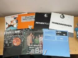 48 x 12 Vinyl JOB LOT Old Skool HOUSE Trance Dance 90s Records