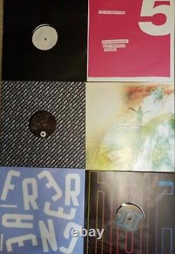50 X Mixed House, Deep House, Techno, Disco 12 Inch Vinyl Records BRAND NEW