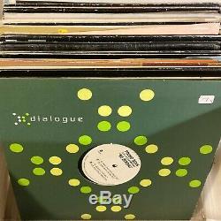 50 x 12 DJ VINYL RECORD LOT #2 House Techno Progressive Trance Electronic Music