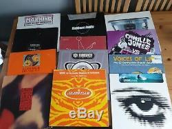 50 x 12 Vinyl JOB LOT Old Skool HOUSE Trance Dance 90s Records Lot 3