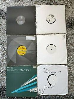 54 X 12 Dance Vinyl Records Job Lot House / Funky / Deep / Tech / Big Room