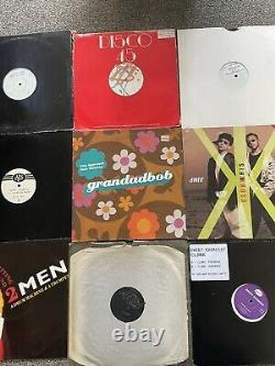 63 Old Skool House Rave Techno Dance Vinyl Record Collection Bundle Joblot