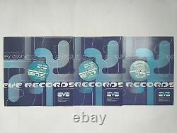 7 x Pablo Gargano Vinyl Set EVE RECORDS Collection