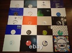 70+ x 12/LP/10 Neu 100% House/Techno/Progr/HipHop (2000-2015) MINT/NM SAMMLUNG