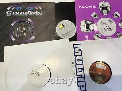 74 X Hard Trance / Hard House / Trance / Techno Record Collection