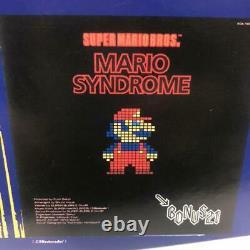 80s Super Mario Bros. Mario Syndrome Techno Kayo record
