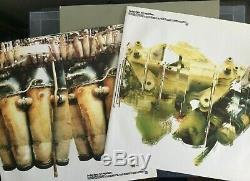 AUTECHRE TRI REPETAE 12 VINYL 2LP, ORIGINAL 1st PRESS WARP 1995, RARE EX / EX