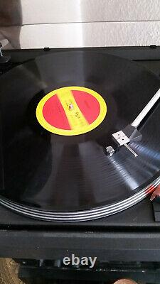 Abfahrt Alone (It's Me) Fenslau, Dorian Gray Vinyl, 12