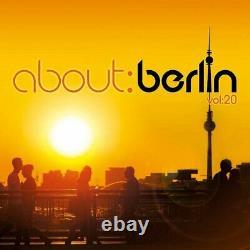About Berlin Vol 20 4 Vinyl Lp Neu