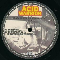 Acid Techno Schranz 12 Vinyl Sammlung RARITÄT! X-Trax Noom HyperHype Gamma Loop