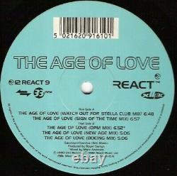Age Of Love The Age Of Love (The Jam & Spoon Mixes) (12)
