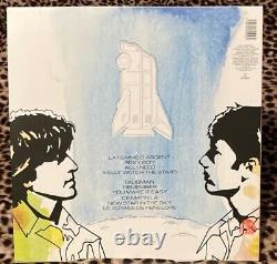 Air Moon Safari Vinyl Lp Phosphorescent Glow In Dark French Pop Downtempo