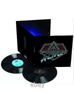 Alive Daft Punk (2007) Double LP Vinyl
