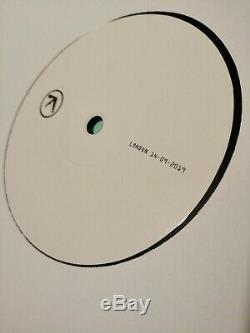 Aphex Twin London & Manchester Limited Edition 12 Vinyl