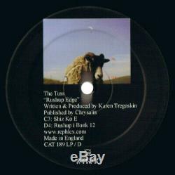 Aphex Twin The Tuss Rush Up Edge Triple Vinyl Near Mint Afx Rephlex Rare