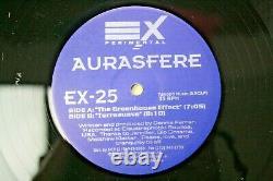 Aurasfere The Greenhouse Effect 2x Maxi12 1994 EXperimental EX-25