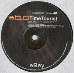 B12 Time Tourist, WARP LP37, Vinyl 12 X 2, 1996, Gatefold, OrigiNAL Press, Techno