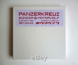 BUNKER / MOTORWOLF / PANZERKREUZ Mantra Box #1 Limited Edition 52 copies
