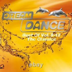 Best Of Dream Dance Vol. 9-12 2 Vinyl Lp New+