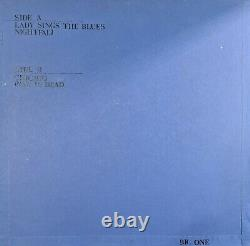Billie Holiday Blues in the Night Vinyl Record Sleeve Only Vintage