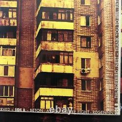 C418 Excursions Limited Edition, Swirly Orange Vinyl Rare Minecraft Tag
