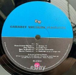 CABARET VOLTAIRE PLASTICITY 2XLP Plastex Electronic Techno Ambient Aphex Twin