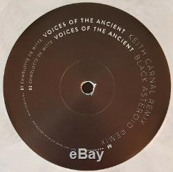 Charlotte de Witte Voices of the Ancient (Grey Marbled 12vinyl) ltd. Ed. Of 400