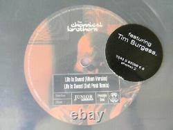 Chemical Brothers UK LP / 12 Exit Planet Dust Leave Home Life Is Sweet+ Pristine