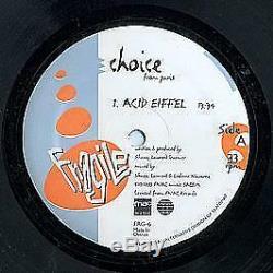 Choice / Soofle Acid Eiffel / How Do You Plead Fragile 1993 #6275
