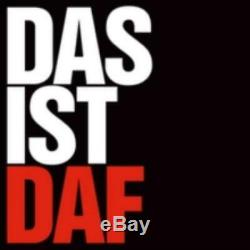 D. A. F. DAS IST DAF LP vinyl