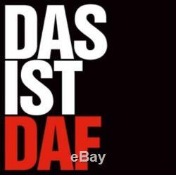 DAF DAS IST DAF Vinyl / 12 Album Box Set UK Stock New and Sealed