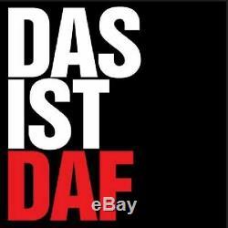 DAF aka DEUTSCH AMERIKANISCHE FREUNDSCHAFT Das Ist DAF Vinyl (LP box)