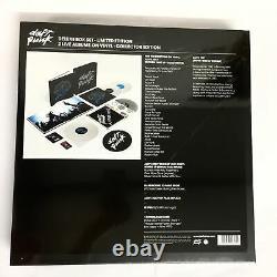 DAFT PUNK ALIVE 1997 / ALIVE 2007 DELUXE BOXSET 4x COLOURED VINYL LP (NEW)
