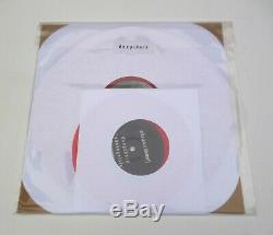 DEEPCHORD Vantage Isle (Echospace, Detroit) ECHOSPACE-001 RED VINYL