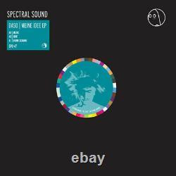 DIE MEGA RARITÄT Daso Meine Idee EP Spectral Sound Mathew Jonson BRETT