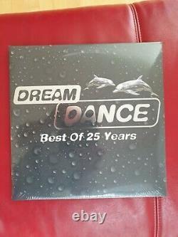 DREAM DANCE Best of 25 Years Vinyl limitiert auf 800 Stück