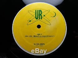 DREXCIYA Uncharted EP SID 005 Underground Resistance Detroit Techno Electro