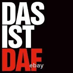 Daf Das Ist Daf (limited 5lp+7'' Boxset) 5 Vinyl Lp New