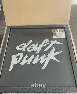 Daft Punk Alive 1997 / Alive 2007 LP Box Set Deluxe Collectors Edition 2014