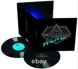 Daft Punk Alive 2007 2LP / Double Vinyl PREORDER Sealed Brand New