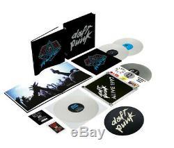 Daft Punk Alive 2007 Box Set VINYL LP Ltd Collectors Edition 825646225354