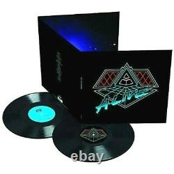 Daft Punk Alive 2007 x2 LP double vinyl Brand New Sealed In Hand
